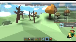 PLAYING ROBLOX WIF FRIND