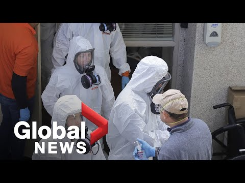 Coronavirus outbreak: Countries react after COVID-19 declared a global pandemic