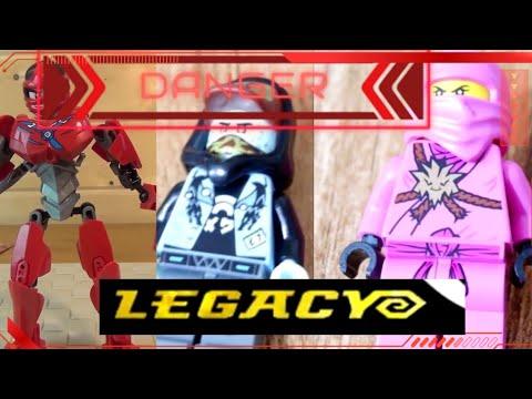 Новый персонаж, розовый Ниндзя/Ниндзяго 2020. Теория #8