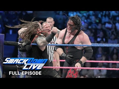 WWE SmackDown LIVE Full Episode, 11 October 2016