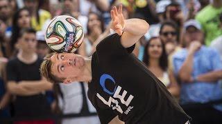 Football Freestyle Skills Volume 1 - 2014 HD