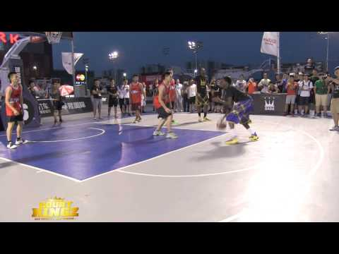 Court Kingz in Beijing, China Episode 2