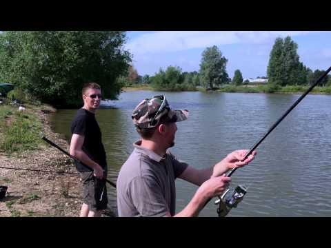 Carp Fishing at Willows Lakes, St Albans