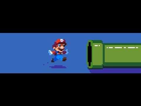 Pixel Art Demo Mario Pipe 196 365