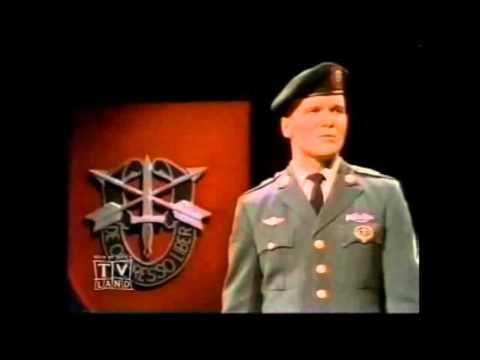 Ballad of the Green Berets - SSGT Barry Sadler [1966]