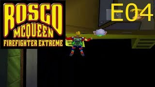 E04 Long Drop Let's Play Rosco McQueen Firefighter Extreme Auto 1 Blind