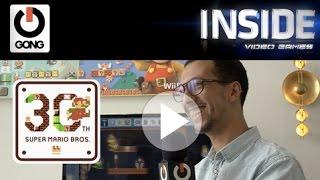 [GONG] INSIDE Super Mario Maker