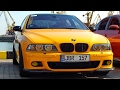 BMW M5 E39 - The Yellow Beast!!!