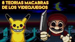 8 Teorías Macabras de los Videojuegos que No te Dejarán Dormir - Pepe el Mago