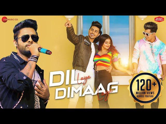 Dil Laya Dimaag Laya - Sunny, Anam & Aadil | Stebin B | Sunny Inder | Kumaar | Zee Music Originals
