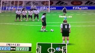 Gol de falta play 2