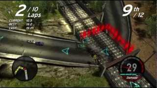 Little Racers Street XBLIG Xbox 360 720P gameplay Xbox Live Indie Game