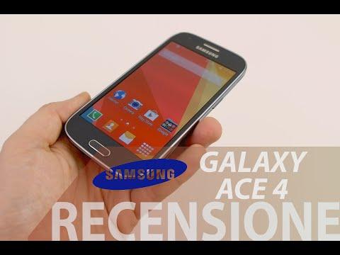 Samsung Galaxy Ace 4, recensione in italiano