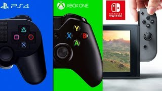 Which Console Has The Upper Hand This Holiday: PS4, Xbox One, or Switch?