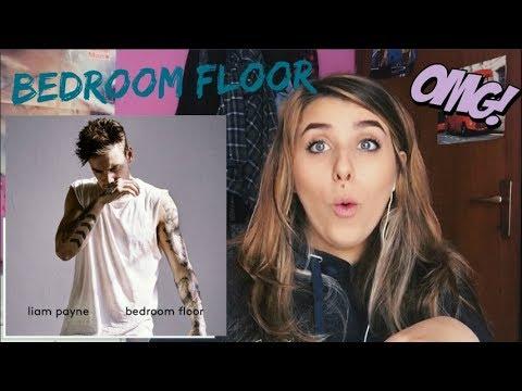 BEDROOM FLOOR - LIAM PAYNE REACTION