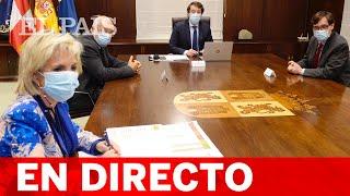DIRECTO #CORONAVIRUS | ILLA comparece con FERNÁNDEZ MAÑUECO