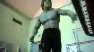 O Incrível Hulk - Uma Criança Em Apuros (DVDrip)