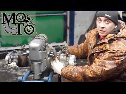 Двигатель мотоцикла Урал (на что обращать внимание при покупке).