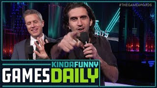 All The Game Awards Winners and Announcements - Kinda Funny Games Daily 12.08.17
