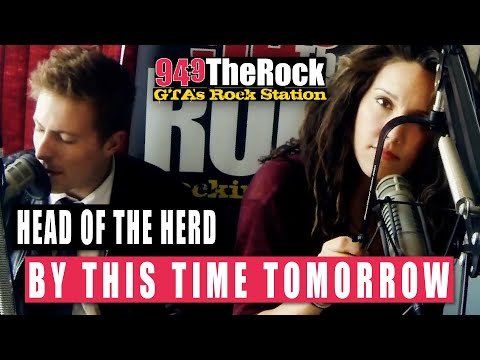 Head of The Herd - By This Time Tomorrow (LIVE at The Rock Studios)
