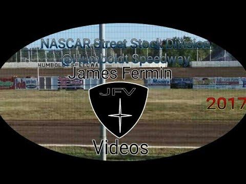Street Stocks #11, Feature, Humboldt Speedway, 2017