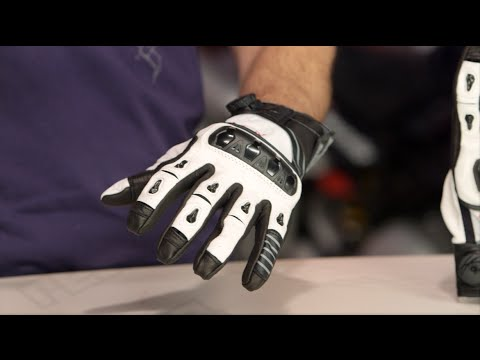 Knox Orsa Leather Gloves Review at RevZilla com