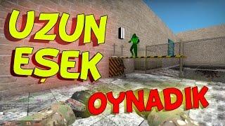 UZUN EŞEK OYNADIK JAİLBREAK CS:GO !!!