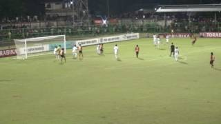 Video Gol Pertandingan Perseru Serui U21 vs Semen Padang FC