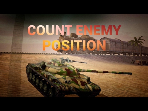 Obj.140 // Count enemy position (적팀 포지션 카운팅)