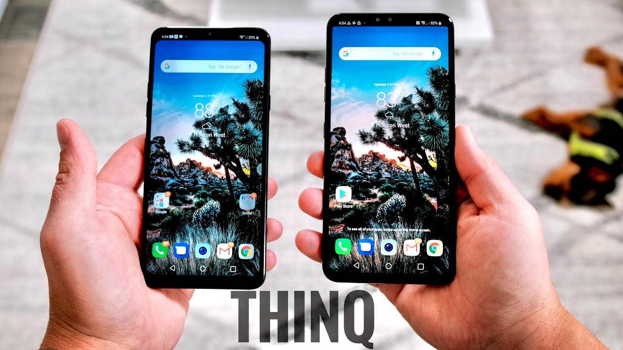 LG V40 vs G7 - Should You Upgrade?