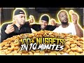100+ CHICKEN NUGGETS IN 10 MINUTES