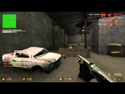 Counter Strike Source Solo Gungame with ME DAWG 1