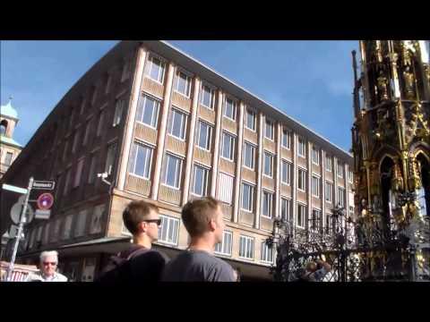 Nürnberg: Primer dia en la ciudad de Franconia