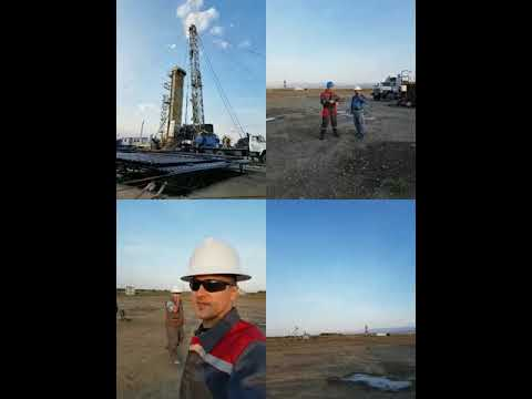 Kazakhstan work preparation.EOR technolgy.MPC Technology.ESTC & Prestil Energy.