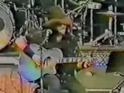 Ministry-Friend of the Devil (live 1994)