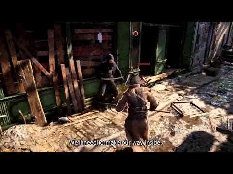 Gameplay de Assassin's Creed Unity (un jugador)
