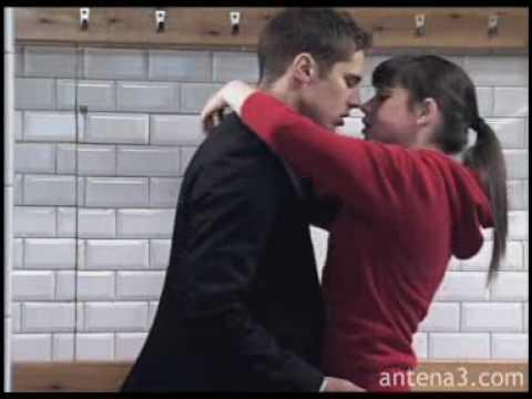 El Internado - Marcos y Carol juntos - YouTube