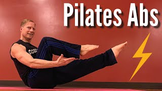 7 Min Pilates Abs Conditioning Workout - Sean Vigue Fitness