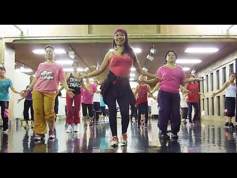(ZIN 57)La Foto de los Dos - salsa/Mina Dance Fitness Okinawa Japan/ミナズンバ沖縄