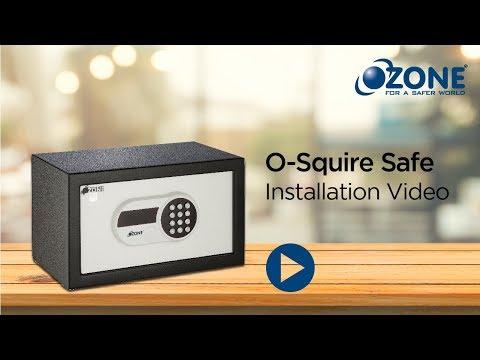 Ozone O-Squire Safe Installation Video
