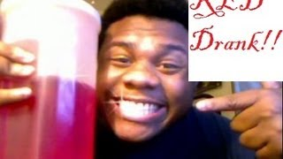 "Red Drank- by ""Big Poppa Milk-Dud"""