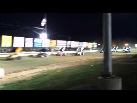 Fremont Speedway Opener 2014