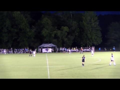 Montevallo Women's Soccer vs. Faulkner