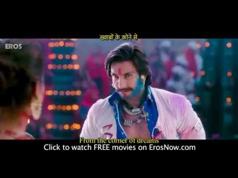Lahu Munh Lag Gaya English TranslationRam Leela (2013)