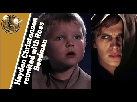 After 14 Years, Anakin Skywalker and the Kid He Killed Hug It Out