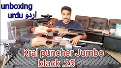 kral Puncher Jumbo  25 - This Gun is Amazing! Initial Tune
