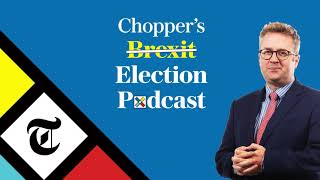 Chopper's Brexit Podcast: On the campaign trail with Nigel Farage