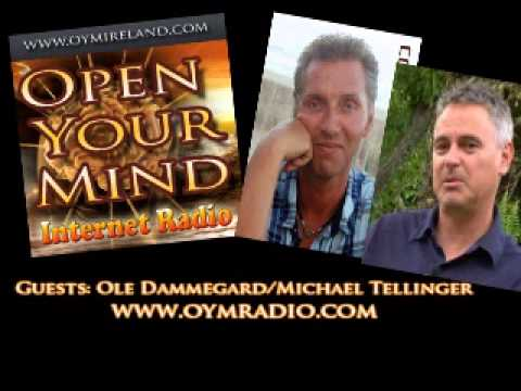 Open Your Mind (OYM) Radio - Ole Dammegard / Michael Tellinger - Sept 15th 2013