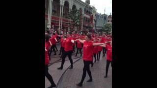 BSSD Disneyland Paris Parade 2016