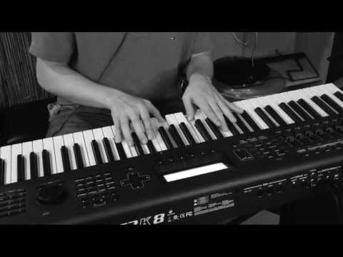 ''Circus'' - Dirty Loops Keyboard Cover